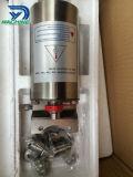 위생 가공 벨브를 위한 위치 Senor와 가진 Ss304 압축 공기를 넣은 액추에이터