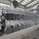 Il materiale Q195 Q215 Q235 con la galvanostegia dei materiali da costruzione ha galvanizzato intorno al tubo d'acciaio