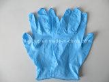 Одноразовые Черный порошок свободного нитриловые перчатки для красоты и СПА