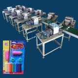 De veelkleurige Machine van de Verpakking van de Plasticine