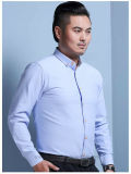 Fabrik-Zubehör-formales Hochzeits-Geschäft plus Hemden des Größen-Mannes