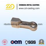 Legierter Stahl-Investitions-Gussteil Soem-China für Aufbau-Maschinerie