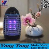 Matamoscas eléctricos de luz nocturna Mosquito Insecticida de Contacto con 1W Lámpara LED UV