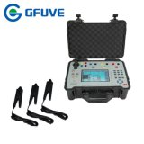 3 Compteur d'énergie portable de la phase de l'équipement de test standard