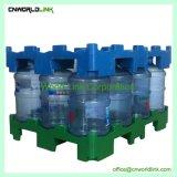 Stapelbare haltbare Speichertransport-Wasser-Wannen-Plastikladeplatten