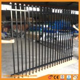 Hot DIP Galvanized Steel Punched Through Security Fence