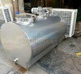 Certificato del Ce serbatoio di raffreddamento del latte di refrigerazione dell'acciaio inossidabile da 1000 litri da vendere (ACE-ZNLG-AB)