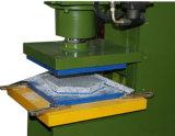 Hydraulischer natürlicher Pflasterung-Stein-stempelnde u. Pressmaschine