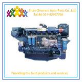 Satisfecho Weichai Wp12/WP13 serie motor diesel marino