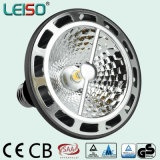 90/98regulable de 18W ra Scob Reflector 1600LM FOCO LED PAR38