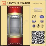 Mrl лифт панорамы 180 градусов круглый (модель: SY-GB-3)