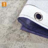 Sunproof o bandiera impermeabile della maglia di stampa di Digitahi dell'involucro della maglia (TJ-OB001)