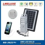 téléphone mobile Charge+Radio Adjustable Light de 24PCS 3528 SMD DEL +USB