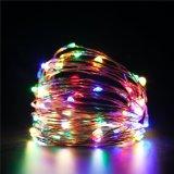 Stringa dell'indicatore luminoso leggiadramente di festival dell'indicatore luminoso della stringa del collegare di rame del LED