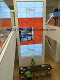 46-дюймовый экран сшитых очень узкая панель ЖК-экран склейки видео на стену