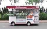 Для мобильных ПК для выпекания питание погрузчика с маркировкой CE и SGS