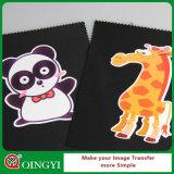 Qingyi imprimibles de color oscuro de buena calidad de cine de la transferencia de calor