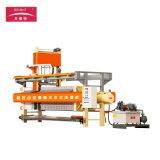 Grande capacité et la filtration rapide 1500 Chambre Filtre presse