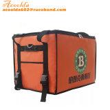 Hardshellの大きいオートバイの安全な熱するEquirpmentの熱い食糧配達袋