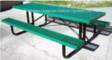 정원 Tables, Picnic Table, Outdoor Metal Table 및 Benches