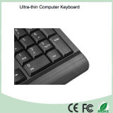 Ранг клавиатуру компьютера конкурентоспособной цены качества ультра тонкую (KB-1802)