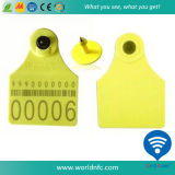 TPU PVC ABS RFID Animal Pig Cow Bovino Ear Tag
