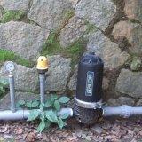 """De plastic 2 """" Systemen van de Irrigatie van het Landbouwbedrijf van de Filter van het Scherm van het Type van T"""
