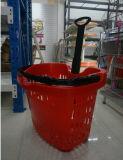 42L de hete Mand van het Karretje van het Type van Appel van de Verkoop van de Fabriek van de Verkoop Directe met Vierwielig