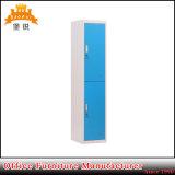 2 Kast van het Metaal van de Opslag van de Gymnastiek van de Badkamers van het Staal van de deur de Zwemmende
