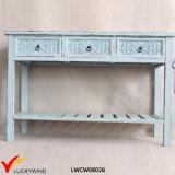 Table basse en bois de cru rustique