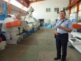 곡물 운반을%s 물통 드는 장비