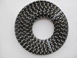 11,5mm&11mm cable de Diamantes para la cantera de mármol y granito/cemento
