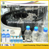 Máquina de enchimento de frasco profissional / Bebida Linha de produção de enchimento de água