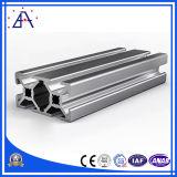 La taille de haute qualité Customied 6061-T5 profil aluminium extrudé