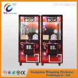 마술 상자 Coin-Operated 기중기 클로 선물 게임 기계