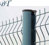 Comitato 3D della rete fissa della maglia del filo di acciaio che piega la rete fissa del reticolato di saldatura