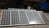100W PV 단청 태양 전지판