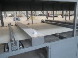 3,2 m de largeur du panneau FRP Truck Body Surface Making Machine