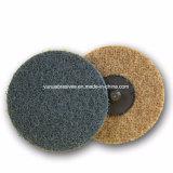 Не тканого полировка колеса шлифовального круга для абразивных материалов из нержавеющей стали