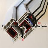 Striscia di gomma di vetro delle guarnizioni della parete divisoria per la costruzione di edifici