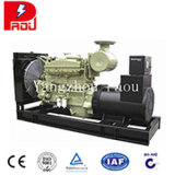 A Cummins 160kw 3 Fase AC Gerador de Som Diesel
