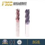 Os Cortadores de moagem de tungstênio sólido Fxc