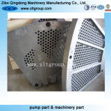 鉱山のためのOEM Staineless鋼鉄/Carbonの鋼鉄砂型で作る部品