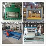 Furnierholz-Pressmaschine-Produktlinie/Furnierholz, das Maschine herstellt
