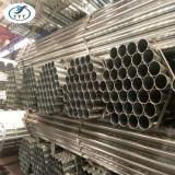 構築は熱い浸された電流を通された鋼管を使用した
