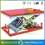 1ton zu 3ton Scissor Ladung-Aufzug-Plattform