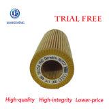 Фильтр топлива фильтра для масла Qulality поставкы фабрики высокий для 06e115562A