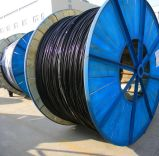 cavo elettrico impacchettato aereo di IEC Al/XLPE/PVC del cavo 24kv