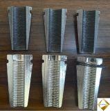 3 PCS-Keile und Anker für Pfosten-Spannkraft