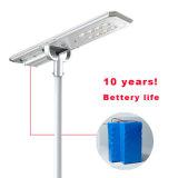 IP65 de alta potencia impermeable al aire libre LED 30W de luz solar calle Precio